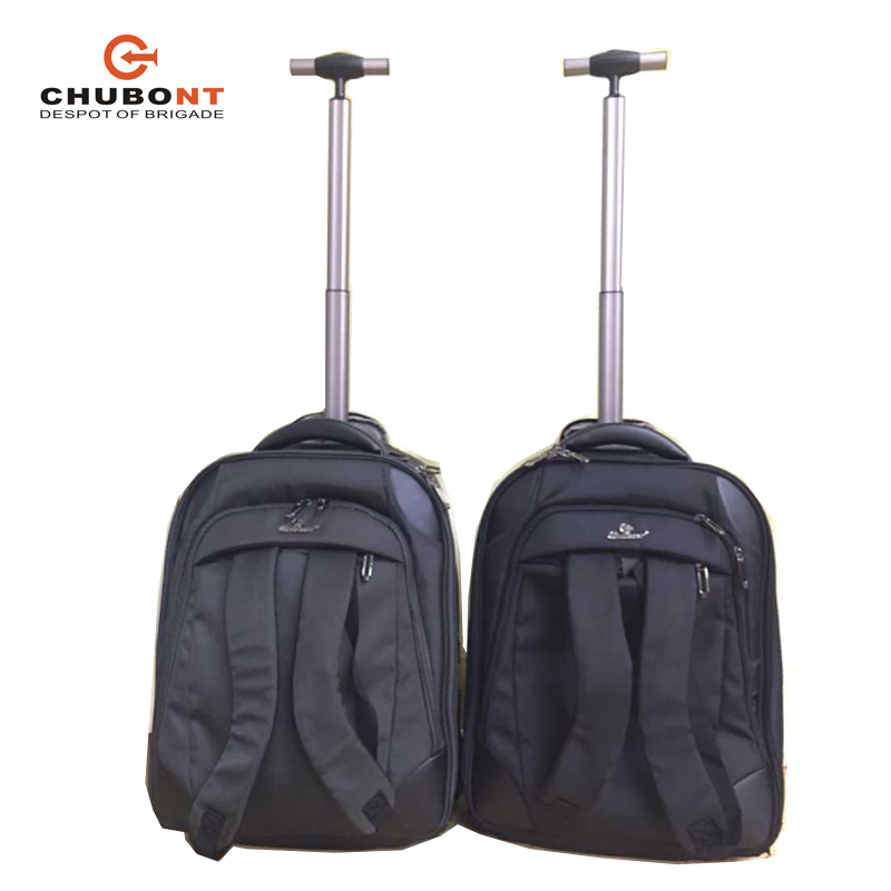 Chubont Hot Sell Laptop Best Rolling Trolley Backpacks