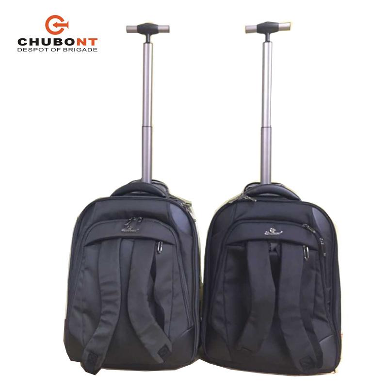 Chubont Hot Sell Laptop Best Rolling Trolley Backpacks