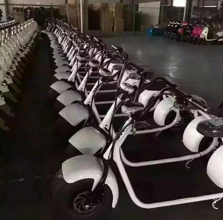 Newest! ! ! ! 12ah 800W Electric Scooter Motorcycle