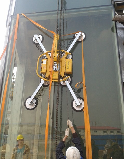 Vacuum Lifter for Glass Sheet (GLA600-8-B-M)