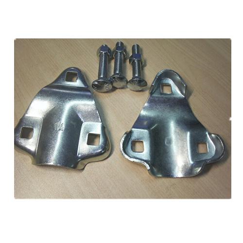 Stamping Custom Sheet Metal Aluminum Clamp Scaffolding Couplers