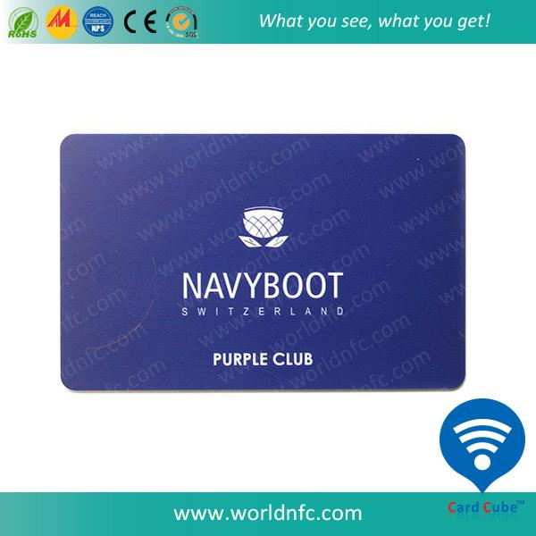 Custom Printing Plastic 13.56MHz S50 RFID Smart Card