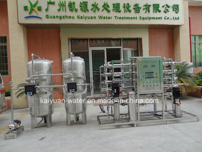 8000lph Water Treatment and Bottling Plants
