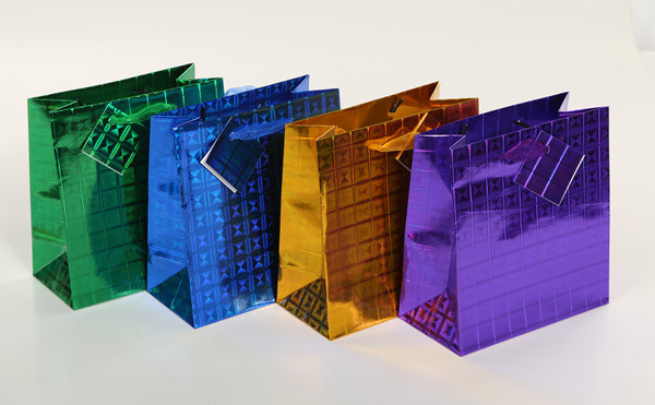 Printable Hologram Paper Bag