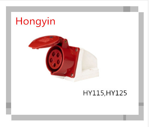 Hy115 3p+N+E Male and Female Industrial Plug and Socket