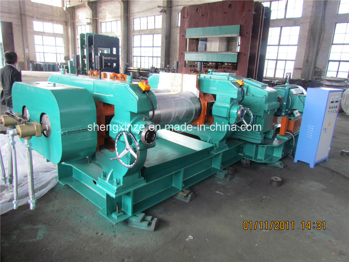 Rubber Machinery/Two Roll Mixing Mill/Open Mixing Mill