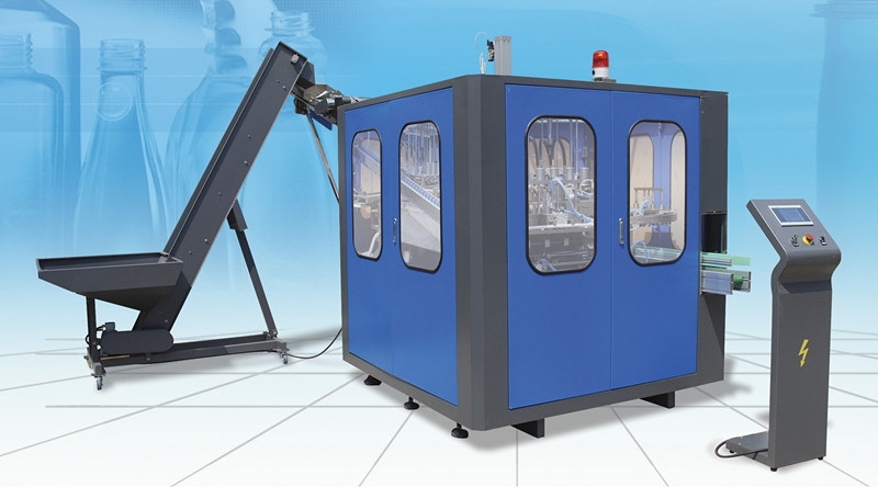 Cm-A4 Fully Automatic Blow Molding Machine with CE Approved