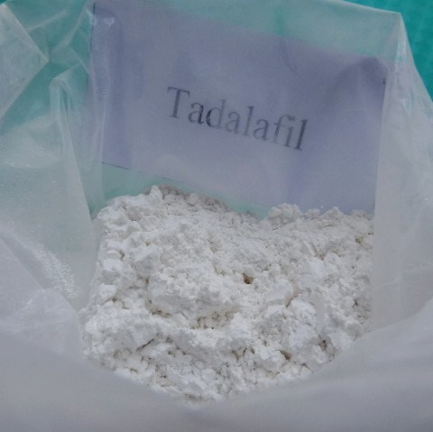 Tadalafil & Tadalafil Steroid Hormone Bulk Powder