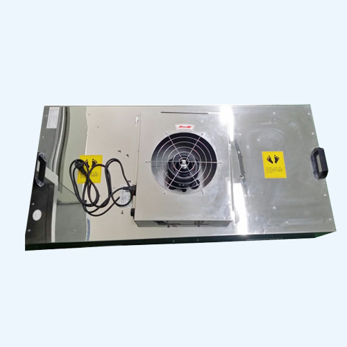 Automatic Fan Filter Unit FFU Used in Cleanroom
