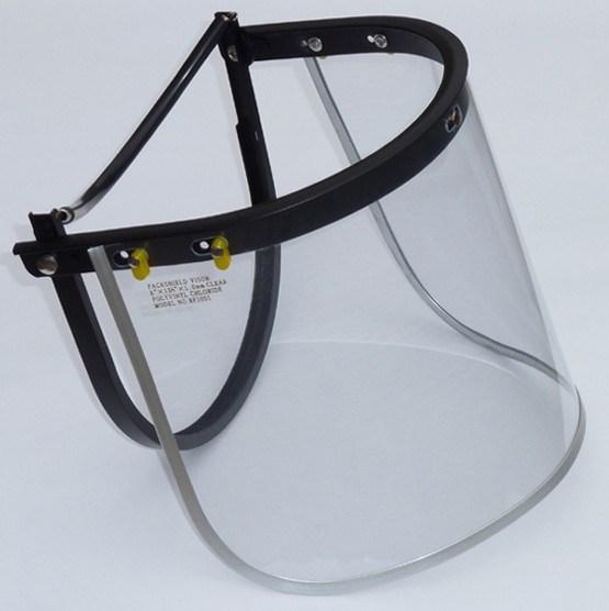 PC Face Shield Visor for Safety Helmet (JMC-400B)