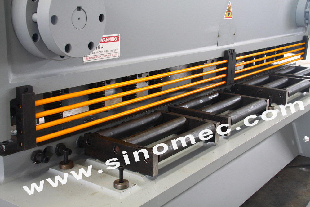 CNC Cutting Machine / Guillotine Shear Machine / Hydraulic Shear Machine (QC11K-20X6000)