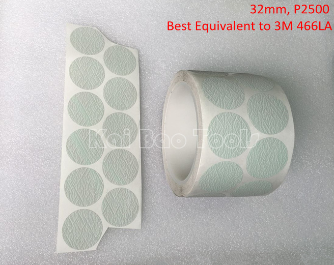 32mm Psa Sand Paper Roll with P2500