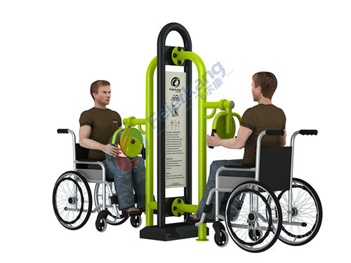 Body Disabled Building Outdoor Fitness Equipment