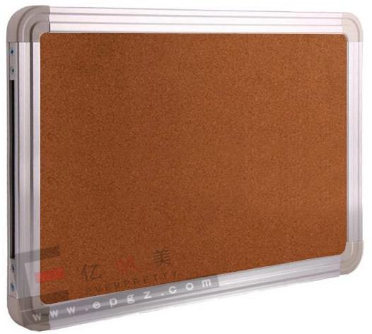 High Grade Cork Soft Pin Board for School