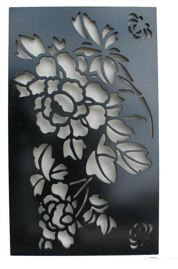 China mdf grille carved board wy photos pictures
