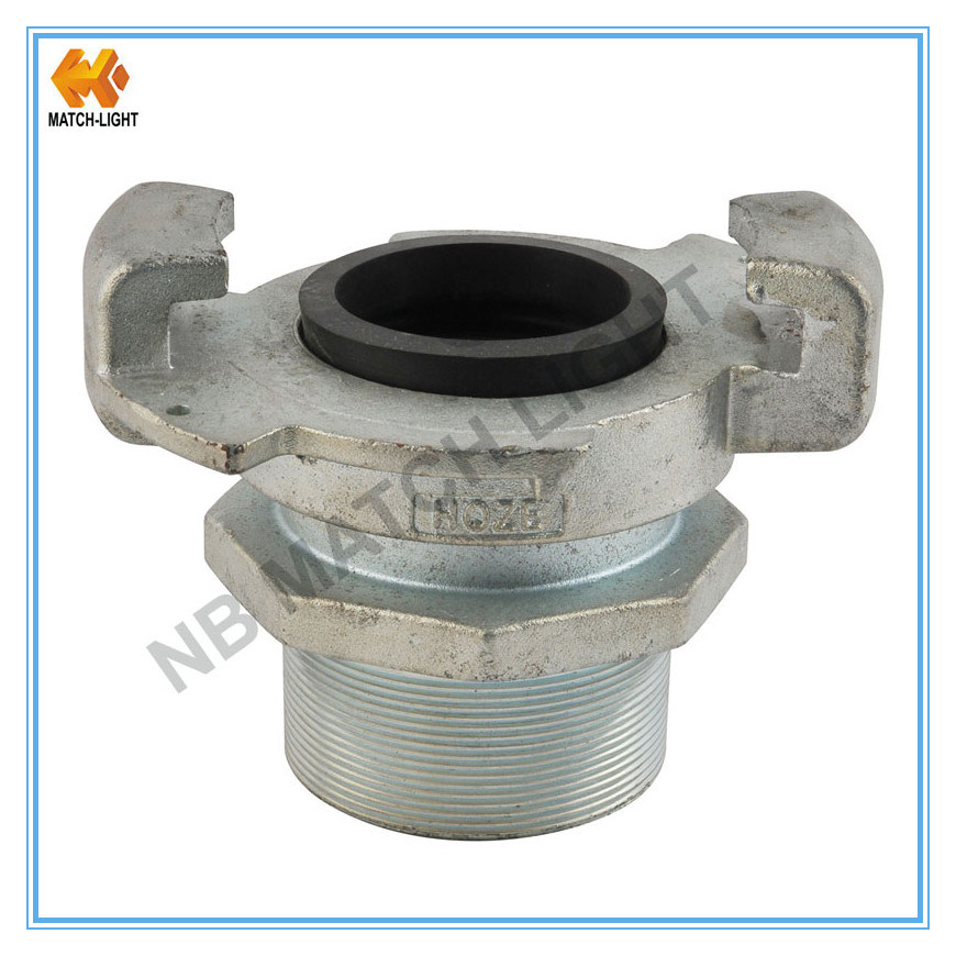 Carbon Steel Male Bsp Australia Type Claw Air Hose Coupling