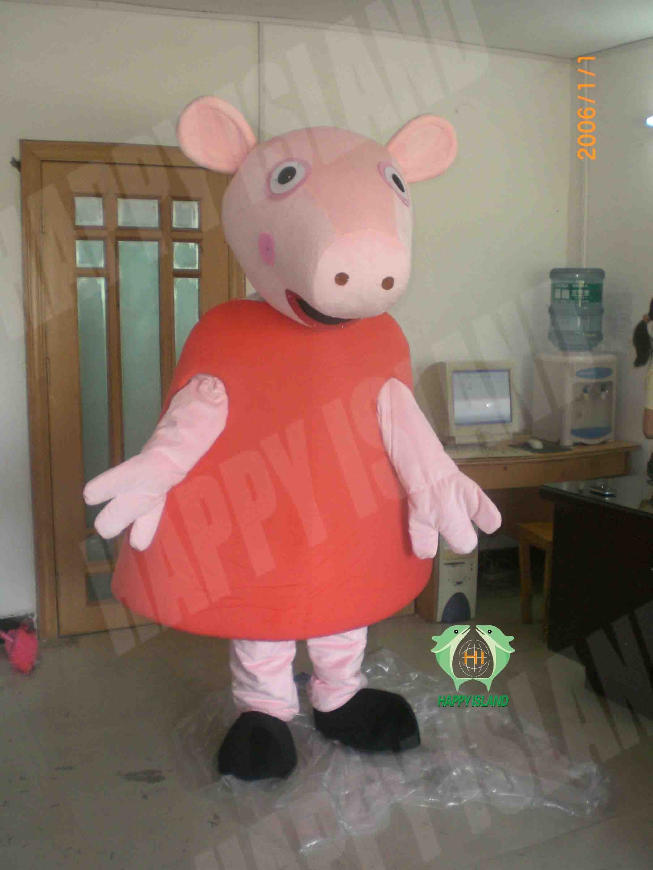 Фото костюм свинки пеппы своими руками