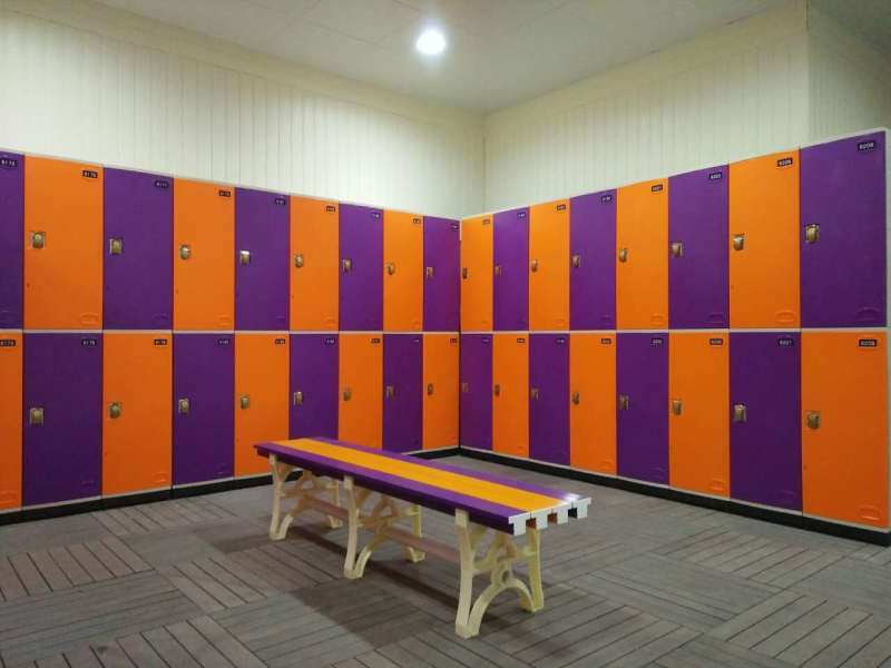 Changing Room ABS Locker