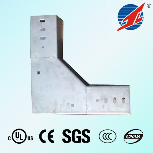 Pre-Galvanized Cable Trunking with UL