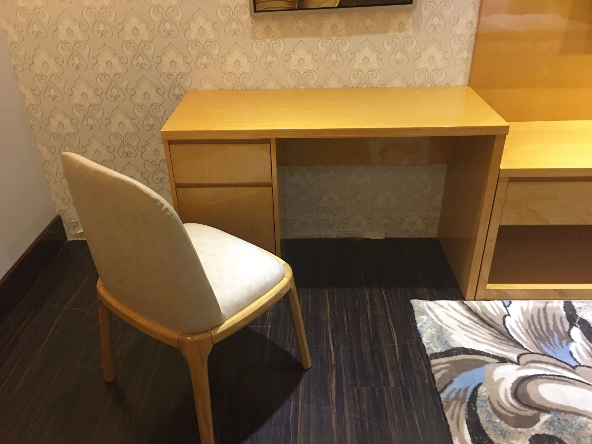 Hotel Bedroom Furniture/Luxury King Size Bedroom Furniture/Standard Hotel King Size Bedroom Suite/Kingsize Hospitality Guest Room Furniture (NCHB-00316)