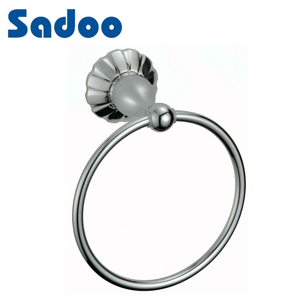 Accesorios De Baño La Plata:de baño de plata anillo de toalla SD-010C – Accesorios de baño de