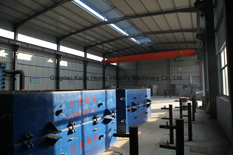 Free Disign Vacuum Molding Line/ V Method Molding Equipments