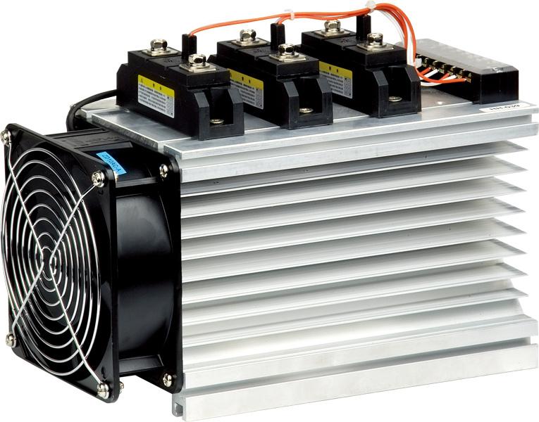 Solid State Relay (HHG1A-3/032F-38 60-350A; HHG1A-3/032F-120 60-350A)