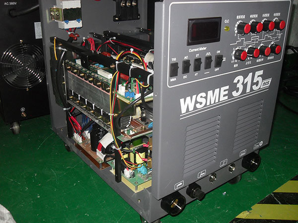Mosfet TIG AC/DC Machine TIG315PAC/DC