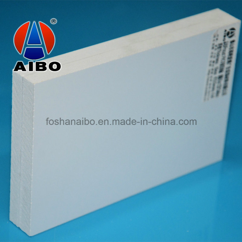 Antiflaming 3-28mm PVC Celuka Foam Board for Cupboard Furniture