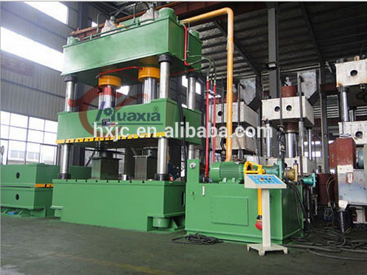 Hydraulic Press Machine with Ce Certification for Metal Punching