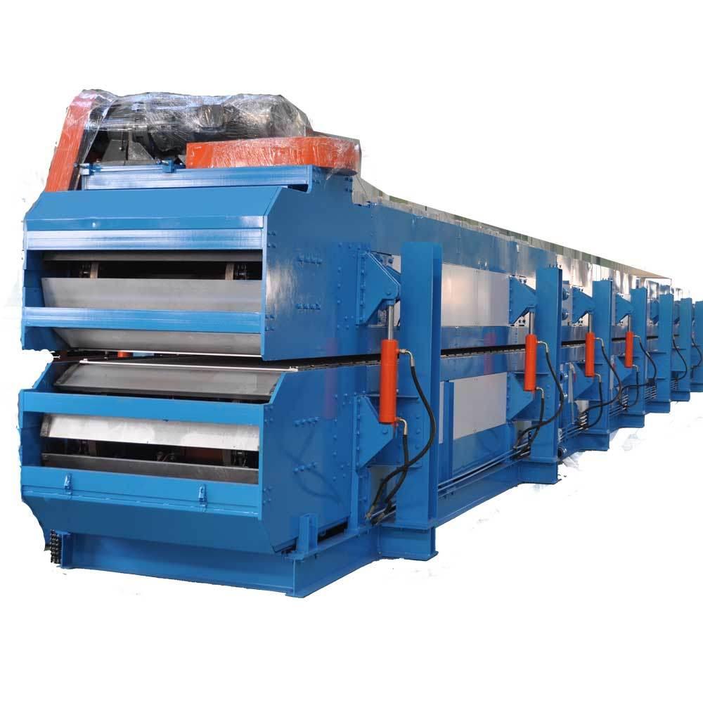 Continuous PU (Polyurethane) Sandwich Panel Production Line