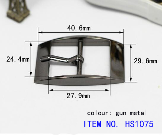 Professional Supplier of Alloy Men′s Leather Pin Belt Buckle