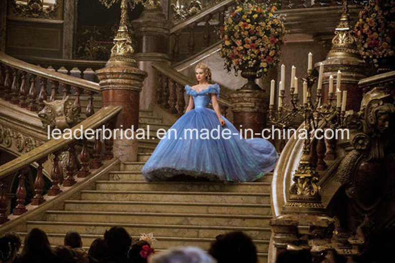 Custom Costume Party Princess Quinceanera Dress Prom Ball Gown Dress CD116