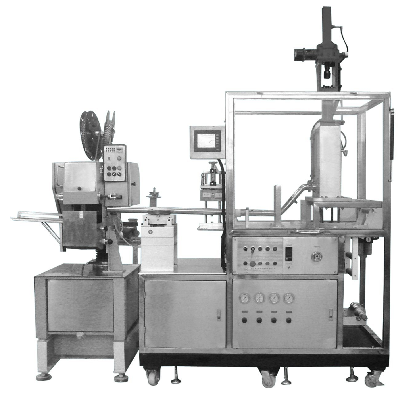 Filling and Sealing Machine Sausage Type Automatic Silicone Sealant Filling Machine