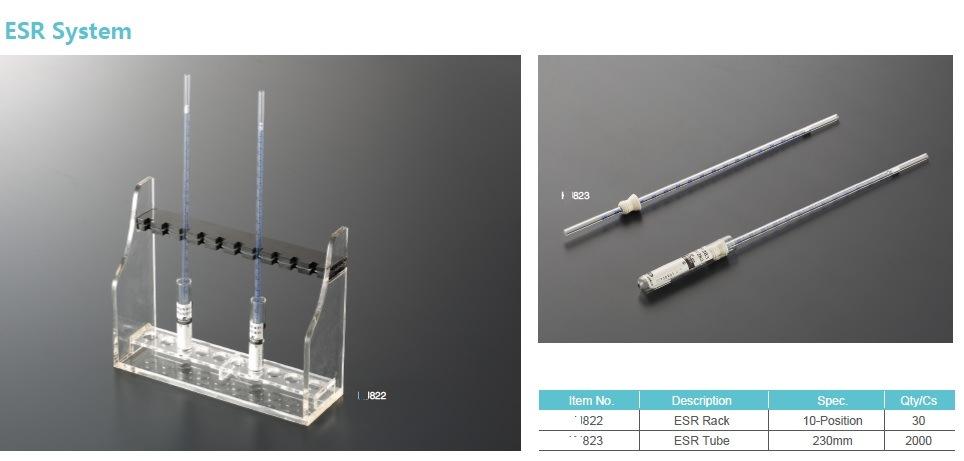 Vacuum Blood Collection Tube (ESR TUBE)