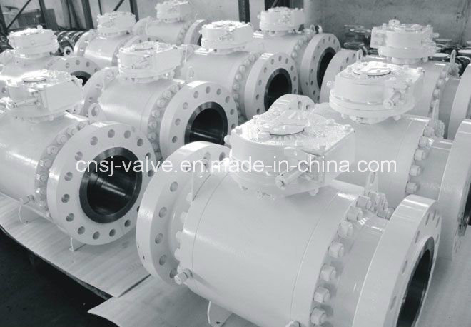 High Pressure Pipe Forged Steel Ball Valve