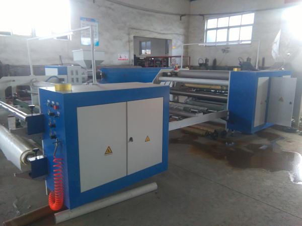 Slot Die Hot Melt Adhesive Label Paper Coating Lamination Machine