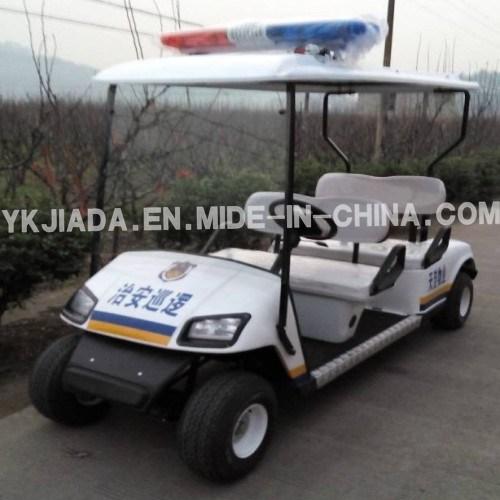 4 Seat Electric Light Golf Car (JD-GE502A)