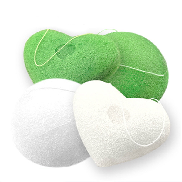 Natural Facial Care Konjac Sponge