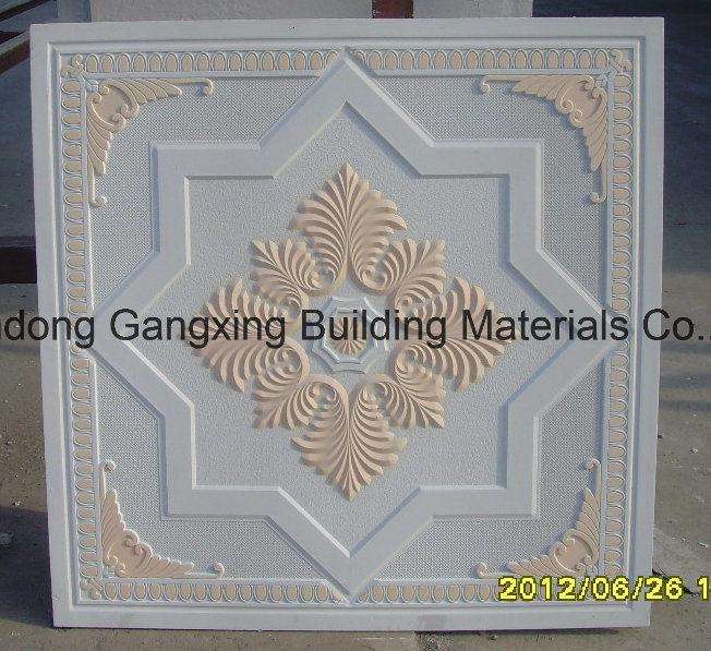 Glassfiber Reinforced Gypsum (GRG) Ceiling Board