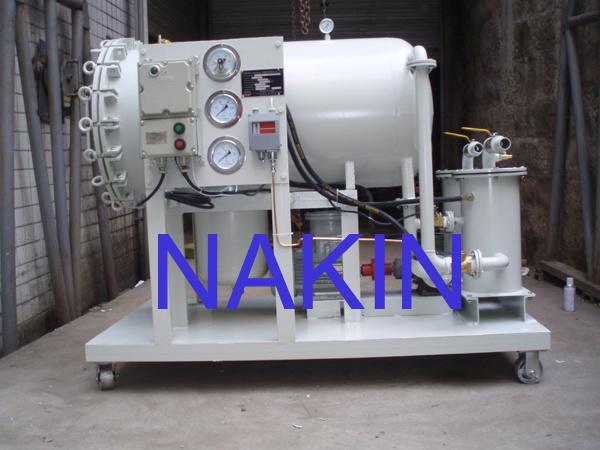 Series Tj Coalescence-Separation Oil Purifier, Oil Processing Machine