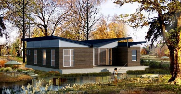 China luxury villa container house china container house for Villa container