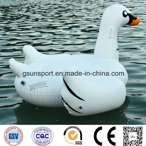 Water Toy Inflatable Toy Inflatable Floating Swan Flamingo Inflatable