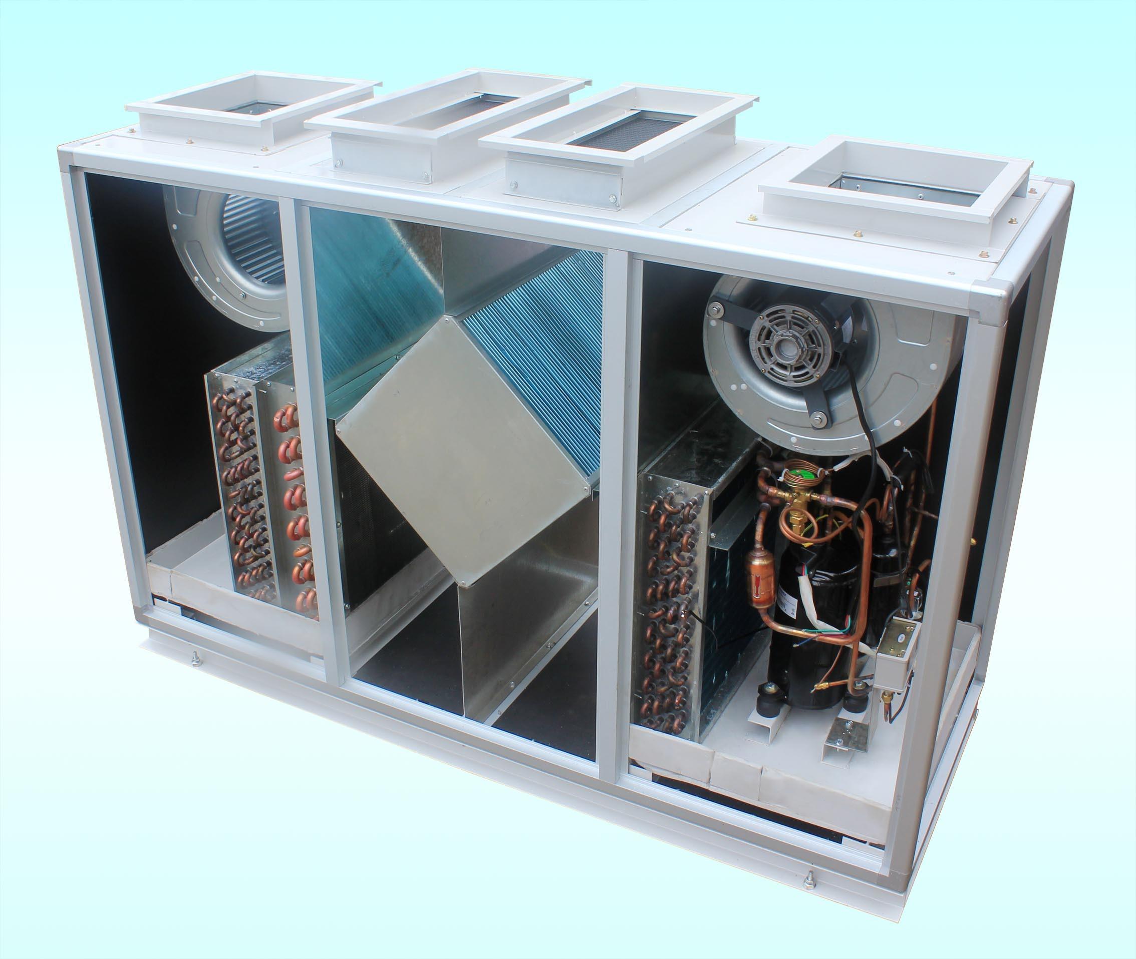 Air Handling System Heat Recovery Air Handling #2F919C