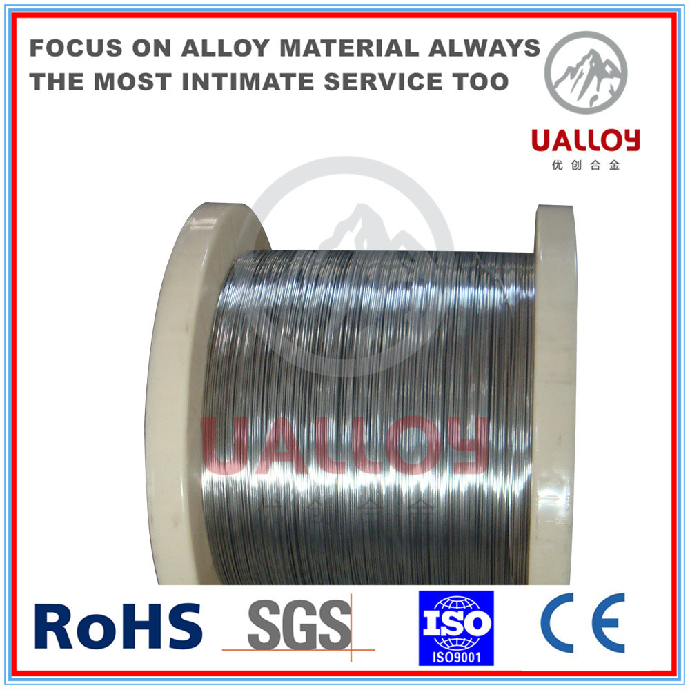Fe Cr Al Alloy Ocr27al7mo2 Heat Resistant Electrical Ribbon Wire