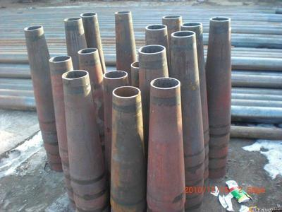 A1 Quality Steel Conical Tube