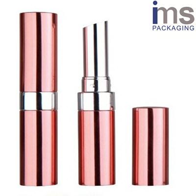 Round Aluminium Slim Lipstick Container Ma-139