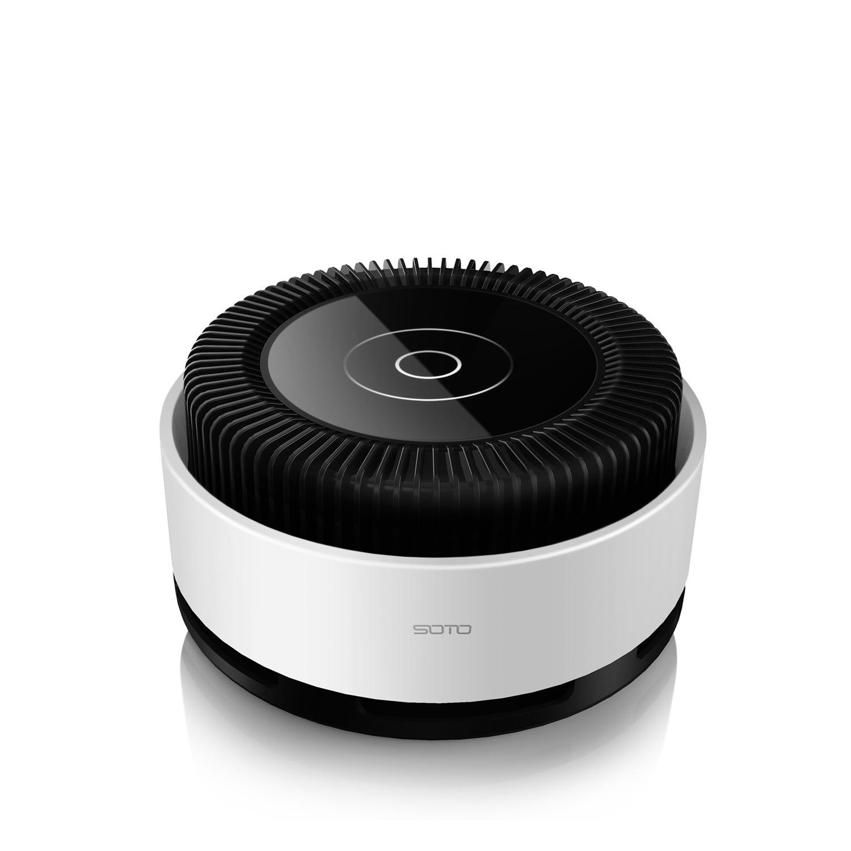 Soto-Qx3 Car Air Purifier, Air Purifier, Desktop Air Purifier