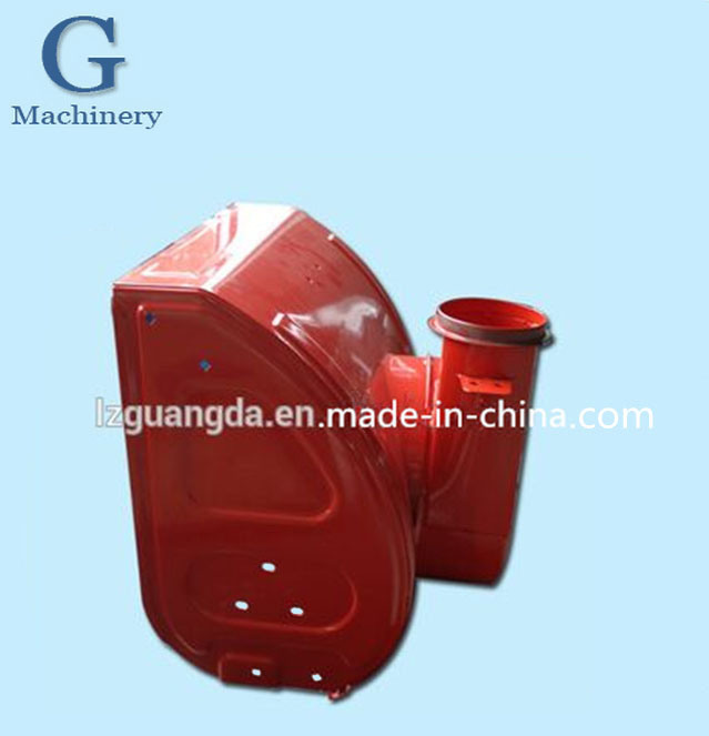 China Custom Snowblower and Lawn Mower Parts
