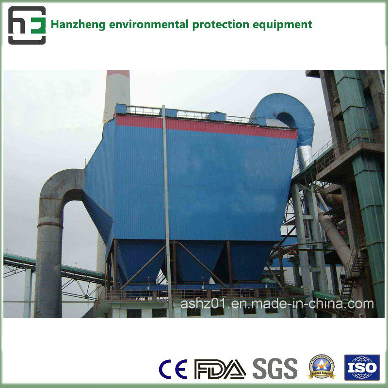 Wide Space of Top Electrostatic Collector-Lf Air Flow Treatment